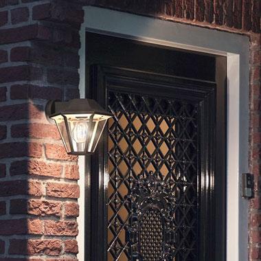 Philips myGarden Curassow Außenwandlampe | 7534039
