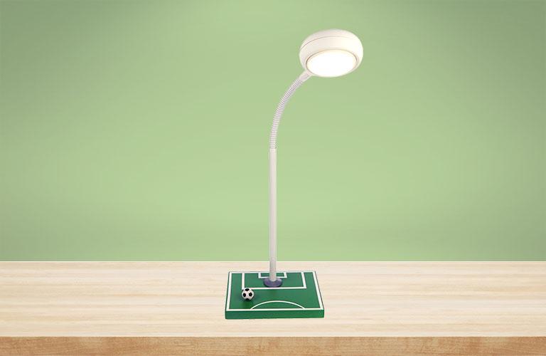 Lampes de bureau pour enfants