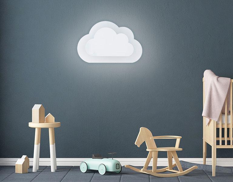Appliques murales pour chambres d'enfants