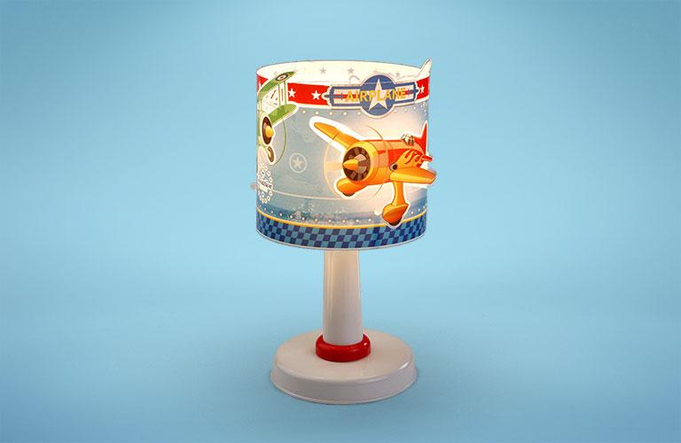Lampes de chevet pour chambres d'enfants