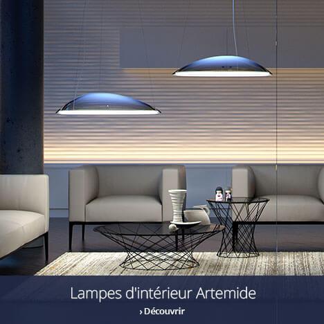 Lampes d'intérieur Artemide