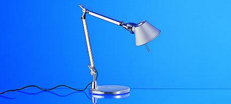 Lampe de bureau LED classique Tolomeo Micro