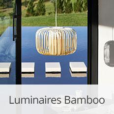 Luminaires Bamboo