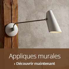 Appliques murales Northern