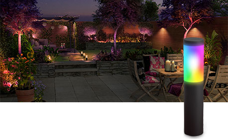 Innr lampe piquet LED Smart Outdoor