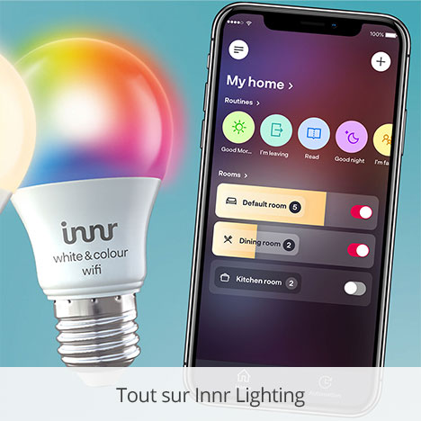 Tout sur Innr Lighting