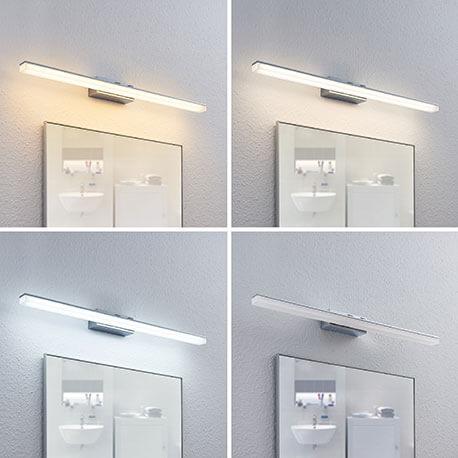 Applique pour miroir LED Bernie