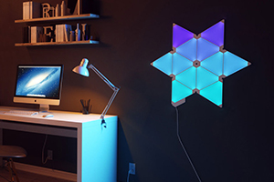 Nanoleaf kot de fixation à vis pour Light Panel