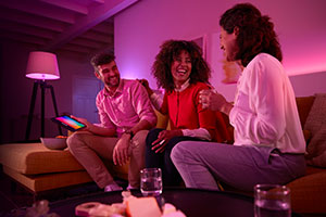 philips hue soiree entre amis