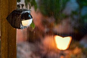 camera ampoule ext pluie
