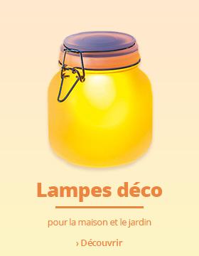 Lampes décoratives