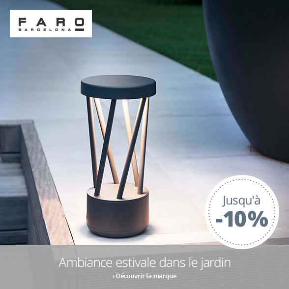 Lampes d'extérieur Faro