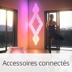 Accessoires connectés