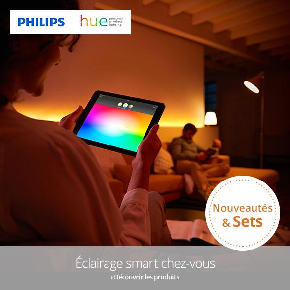 Philips Hue Nouveautés et Sets