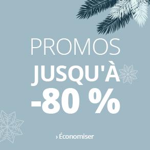 Promos toute l'année chez Luminaire.fr