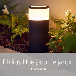 Philips Hue jardin
