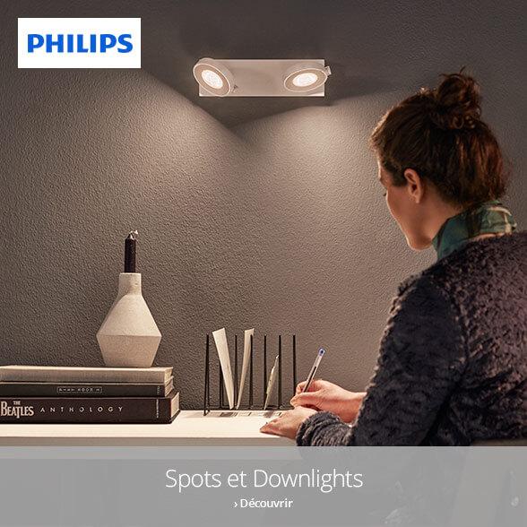 Philips spots et downlights