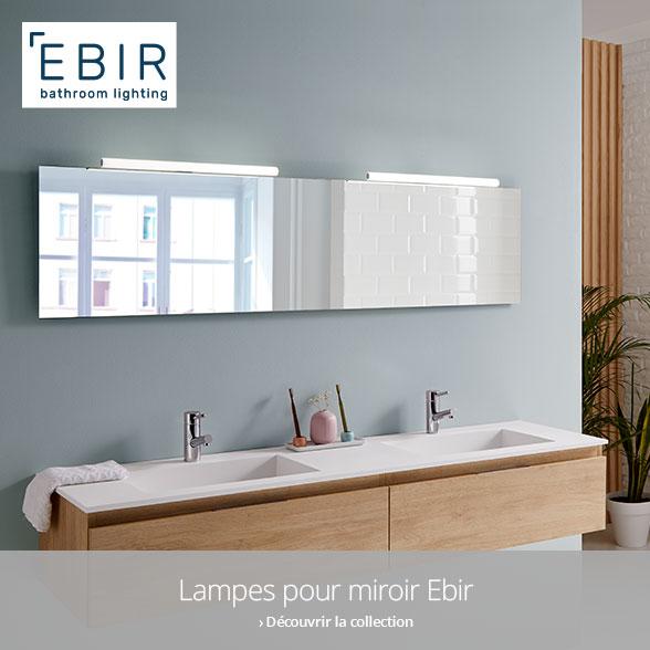 Éclairages de salle de bains Ebir >