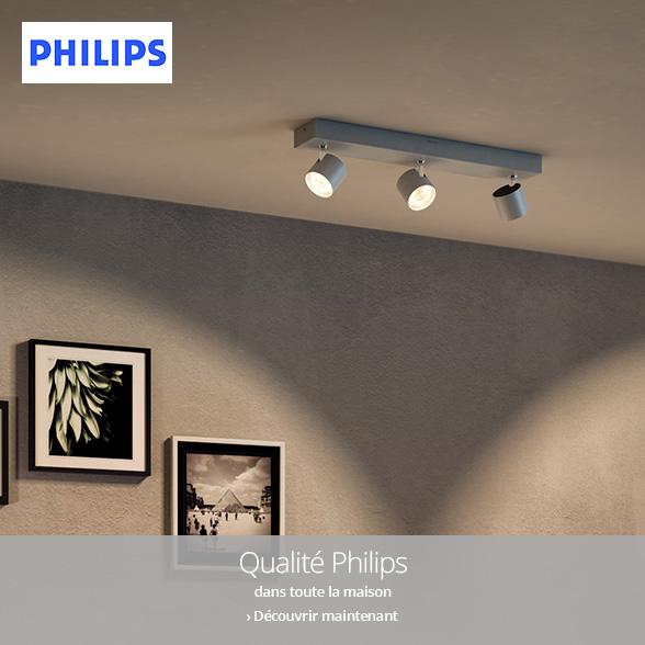 Lampes d'intérieur Philips >