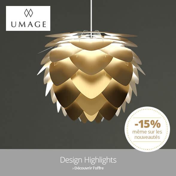 15 % de remise sur la marque Umage >>