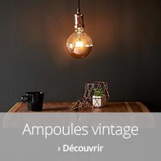 Ampoules vintage