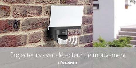 Projecteurs avec détecteur de mouvement >