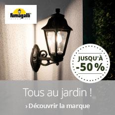 Lampes d'extérieur Fumagalli - Découvrir la marque >
