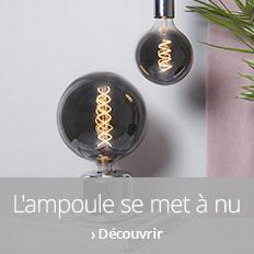 Ampoules tendance