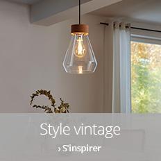 Lampes d'intérieur vintage