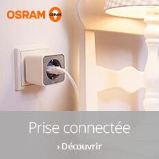 Prise connectée Osram