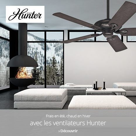 Ventilateurs Hunter >