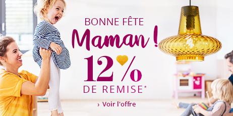 Bonne fête Maman | 12 % de remise sur tout le site*