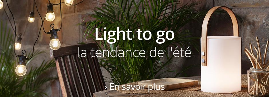 Lampes baladeuses>