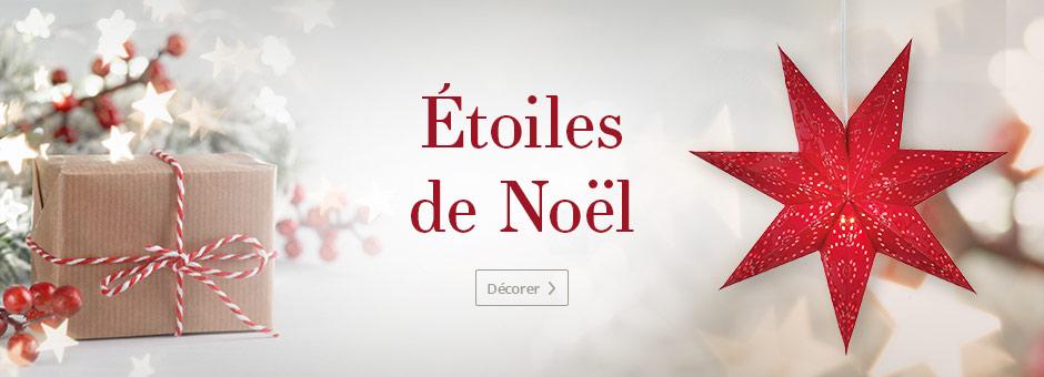 Étoiles de Noël >