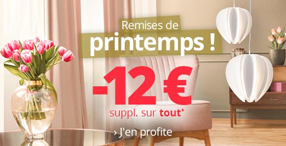 -12 € suppl. >