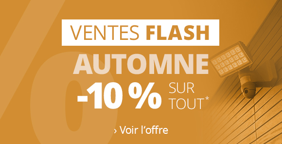 Ventes flash automne
