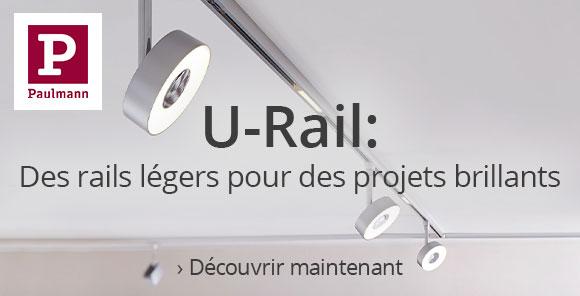 Découvrir la marque Paulmann U-Rail >