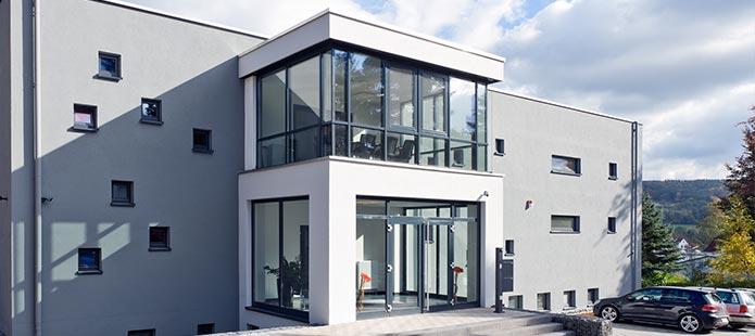 Siège social de Lampenwelt GmbH