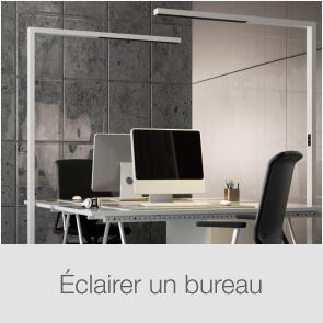 Éclairer un bureau