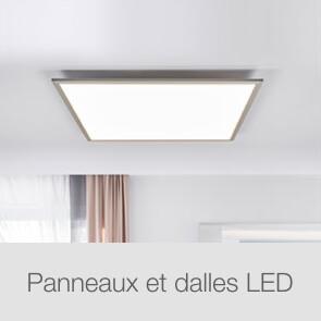 Panneaux et dalles LED