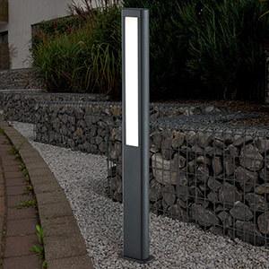 Borne lumineuse LED Rhine rectiligne (9005214)