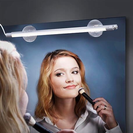 Applique pour miroir LED Kim, interrupteur tactile (6002891)