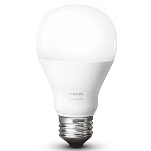 objets connectes ampoules