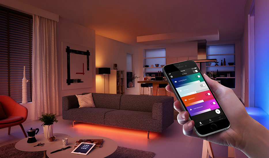 Philips Hue Phone