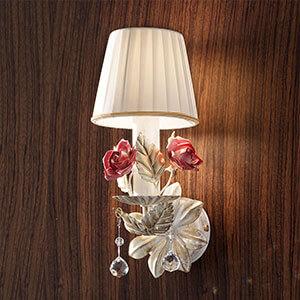 Applique Fiore à 1 lampe
