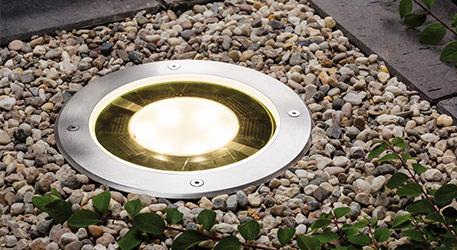 Paulmann Solar Pandora luminaire encastré à LED à Pandore Solaire