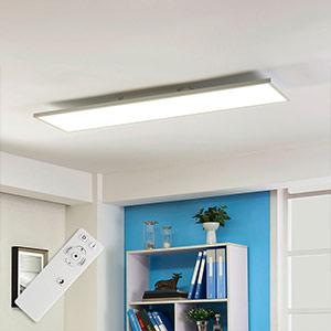 Panneau LED lumineux Philia, couleur variable