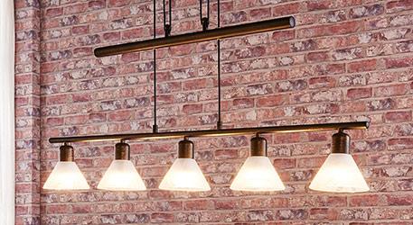 Suspension LED à hauteur réglable Eleasa, easydim