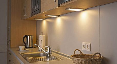 Eclairage Reglette Led Sous Meuble Cuisine Luminaire Fr