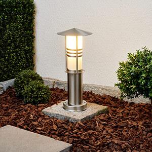 Quels sont les matériaux disponibles pour les lampes pour socle ?